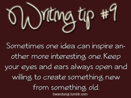 Old Inspiration