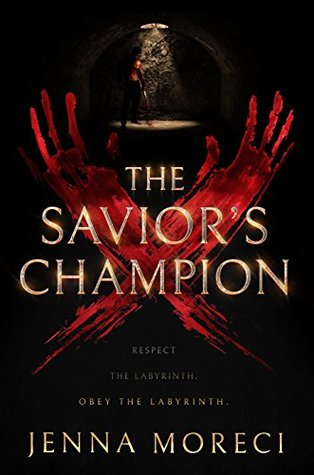 The Saviors Champion, Jenna Moreci